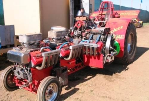 Tractor puller kaufen